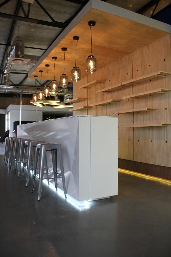 Red Bull Offices - Design Quarter