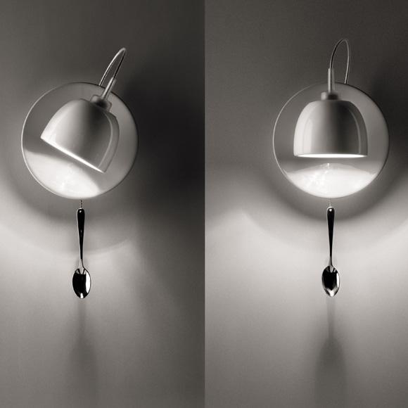 Light Au Lait by Ingo Maurer